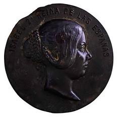 Royal Audiencia Joaquin Pardo de Tavera & Queen Isabel II (Leo Cloma) Tags: gallery antique auction philippines leon antiques makati clomau