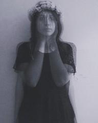 Spectrum (giuliasavarelli) Tags: portrait blackandwhite selfportrait me girl spectrum ghost