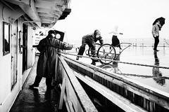 Rainy Port Call (markvall) Tags: loistokari turku ihmisi laiva lastaus meri risteily southwestfinland finland fi people ship loading sea cruise