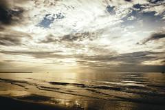 Alchemy Ultimately (Bartholomew K Poonsiri) Tags: ocean morning light sea sky cloud sun seascape reflection beach water sunrise thailand dawn coast daylight seaside outdoor wave wideangle seashore chaam sonyepz1650mmf3556oss sonyilce6000