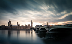 Westminster at sunset (mick eins) Tags: longexposure sunset london westminster thames sony fineart housesofparliament bigben le alpha houseoflords nisi palaceofwestminster houseofcommons 1635mm 11stops nd2000 mickeins nisifilters a7rii ilce7mr2 fe1635zaoss