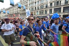 London Pride (G Reeves) Tags: show life street city carnival people urban men london outside town rainbow nikon streetphotography pride parade event lgbt metropolis rainbowflag londonpride garyreeves nikond5100
