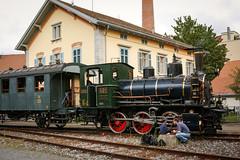 Seeing the Future (gaheilon) Tags: dampflokomotive train verkehr zug