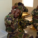 Niger soldiers study U.S. Army training techniques