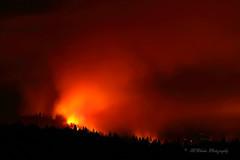 Trailhead Fire (trifeman) Tags: california summer june canon fire eldorado 7d foresthill placer americanriver trailhead 2016 usfs wildlandfire eldoradonationalforest enf calfire canon7dmarkii volcanoville