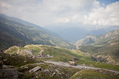 rohtang la (s.v.e.n.) Tags: rohtang la mountain pass himachal pradesh india road canon 5dmkii 1740mm