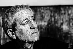 Gemini (Jean-Luc Servino) Tags: jeanlucservino gianlucaservino portr portrait ritratto black blackandwhite biancoenero gemini canoneos7dmarkii canondslr canon sigma lens mask doubleface