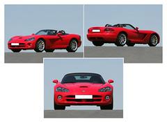 DSC_4831 copie 2 (C&C52) Tags: landscape voiture dodge paysage extrieur triptyque cabriolet sportive