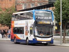 Stagecoach 10565 - SN16 OTA (North West Transport Photos) Tags: bus liverpool mmc pierhead stagecoach enviro adl 10565 e400 alexanderdennis mannisland enviro400 e40d stagecoachmerseyside stagecoachmerseysideandsouthlancashire enviro400mmc e400mmc sn16ota