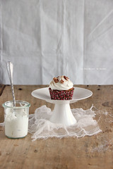 minicakes047 (la cerise sur le gteau) Tags: food cooking cake photography baking patisserie cupcake pastry muffin pecan carrotcake topping gteau