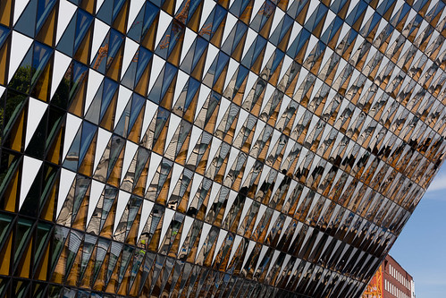 Aula Medica, Karolinska Institutet by pellesten, on Flickr