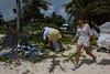 Recolección Residuos Sian Ka´an.jpg (Sergio Tohtli) Tags: basura impactoambiental residuos tulúm environmentalimpact caribemexicano sianka´an