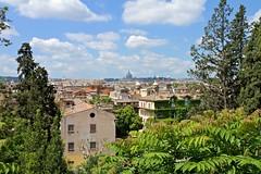 Roma (Jonathan Martin Photographie) Tags: voyage city trip sky rome roma monument landscape italia monumento ciel cielo viaggio italie ville ballade citt