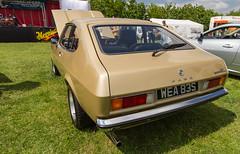Ford Capri MK1 GL (kevaruka) Tags: capri concours carshow nottinghamshire americanclassic morrismarina rs3100 escortrs mk1rs2000 ilobsterit