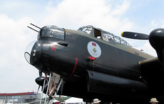 "Avro Lancaster B (1) • <a style=""font-size:0.8em;"" href=""http://www.flickr.com/photos/81723459@N04/9230576376/"" target=""_blank"">View on Flickr</a>"