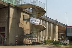 140713-1239 (Steinschlag) Tags: kln cologne deutzerbrcke treppe deutzerwerft nordrheinwestfalen northrhinewestphalia nrw