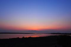 蘭陽溪口日出 (Mary Chen 陳瑪莉) Tags: sea sunrise taiwan olympus 12mm ilan 台灣 宜蘭 日出 f20 蘭陽溪 epl5