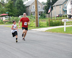 "Father and son finish • <a style=""font-size:0.8em;"" href=""http://www.flickr.com/photos/75865141@N03/9545199855/"" target=""_blank"">View on Flickr</a>"