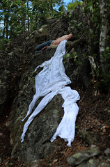 (Nathan Kane) Tags: boy portrait white mountain selfportrait nature self death blood natural sheets blanket bleed