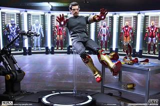 MMS191 Tony Stark 2.0