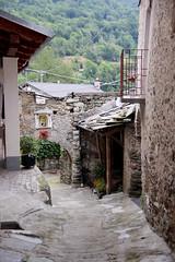 Sampeyre, Italy (Morning by Foley) Tags: voyage travel italy mountain travelling montagne italia village voyager italie sampeyre guidevoyage