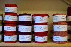 Malsen og Mor (osloann) Tags: wool knitting soft garn shetland butikk ull strikking garnbutikk malsenogmor