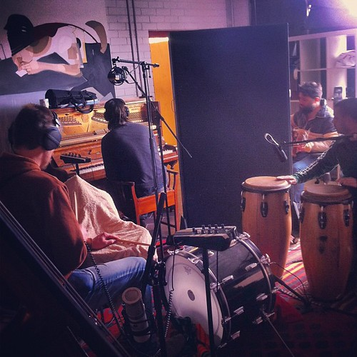 Day 42 in the studio. We...