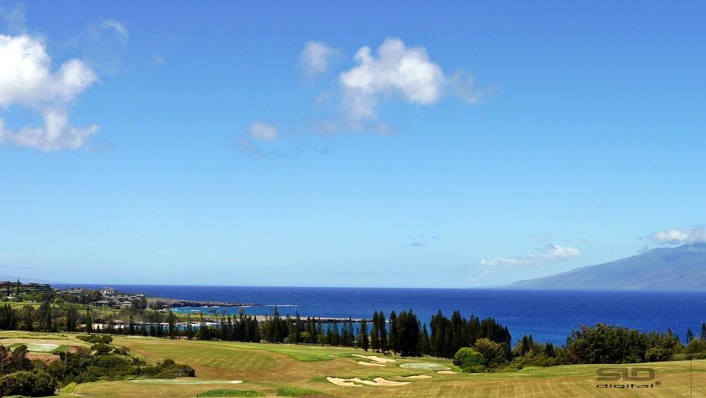 cab2e75f0ee Kapalua Maui (SLDdigital) Tags  garden golf landscape photography hawaii  day maui resort course
