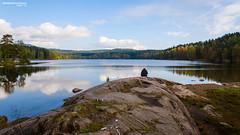 Songsvann | Oslo (Nico Massa Photography) Tags: panorama lake nature oslo norway canon landscape lago norge natura scandinavia norvegia nord oslofjord 6d innsjø songsvann
