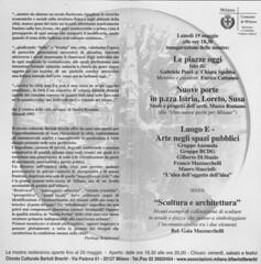 2002-IL MONDO URBANO N8,MILANO IN PIAZZA