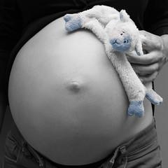 little boy (Nicole Willems) Tags: boy baby white black pregnancy pregnant kind zwart wit moeder zwanger jongen lammetje jongentje