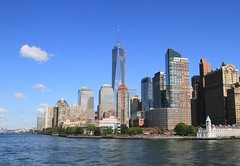 130928 Ferry to the Statue (BY Chu) Tags: newyork newjersey libertyisland downtownmanhattan