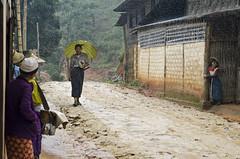 Let it rain (PawelBienkowski) Tags: burma burmapeople burmatrek burmarain