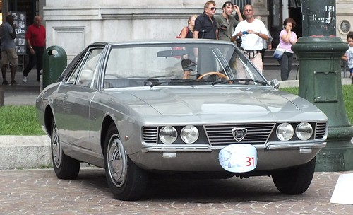 Lancia Flaminia Marica Ghia 1969