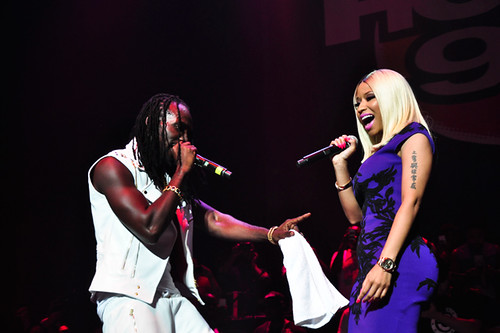 Mavado ft nicki Minaj GIVE IT ALL TO ME VIDEO TRAILER