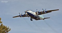 UR-DWF (Elias Hadjari photography) Tags: airport landing antonov efhk runway22l