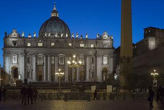Nella Piazza San Pietro - In Saint Peter's Square
