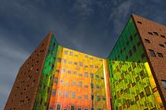 l'Arc en Ciel (paulbunt60) Tags: larcenciel kantoorgebouw officebuilding architectuur