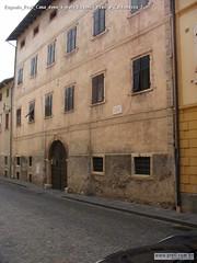 Eugenio Prati Casa dove è nato Eugenio Prati a Caldonazzo 2