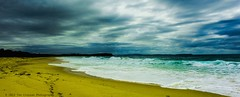 A summer storm. © 2013 Tom Crossan Photography (Tom Crossan Photography) Tags: summer storm stormclouds moruya nswsouthcoast dolphinbeach surfbeach nswbeach tomcrossan moruyaheads nikond800 tomcrossanphotography nswcoastline nswseascape carlzeissdistagon2825zf2