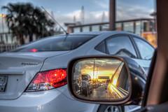 Golden Hour (Faisal Bin Zarah) Tags: sunset sun car yellow golden warm saudi riyadh lexus