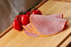 Ham and Tomato (Tim-Hoggarth) Tags: tomato ham salami