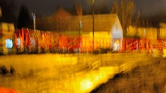 Van Gogh in Longford (wetbicycleclappersoup) Tags: icm intentionalcameramovement