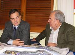 Visita Enzo Amendola a Futuridea
