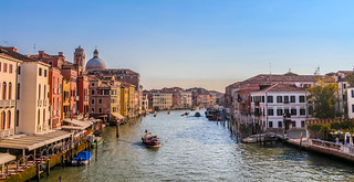 Venice city of canals