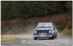 Kite14small (Ben_Gilbert1) Tags: ford wales speed canon jump ben rally fast wrc gilbert mk2 f28 escort 70200mm rallying colinmcrae 5d2 wwwbritishrallycouk