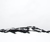 near or far (lookseeseen) Tags: winter snow mountains horizon perspective hills rockpiles