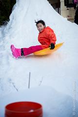 A03_5143.jpg (Nao Okawa) Tags: winter snow cold kids fun newjersey backyard play hill slide sledding pax snowing shovel sled edgewater