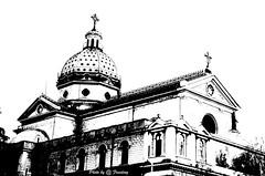 chiesa in prati (freedoog) Tags: street rome canon nikon italia fiume vaticano fiori cavalli strade vicoli piccioni rona lucchetti prati