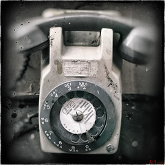 Old phone (Alb'Images ) Tags: old urban abandoned lost blackwhite ruins factory phone noiretblanc decay exploring urbandecay explorer places ruine forgotten urbanexploration exploration derelict deserted decaying usine ancien rouille urbex tlphone abandonedplaces beautifuldecay lostplace rurex urbexworld albimage albimages